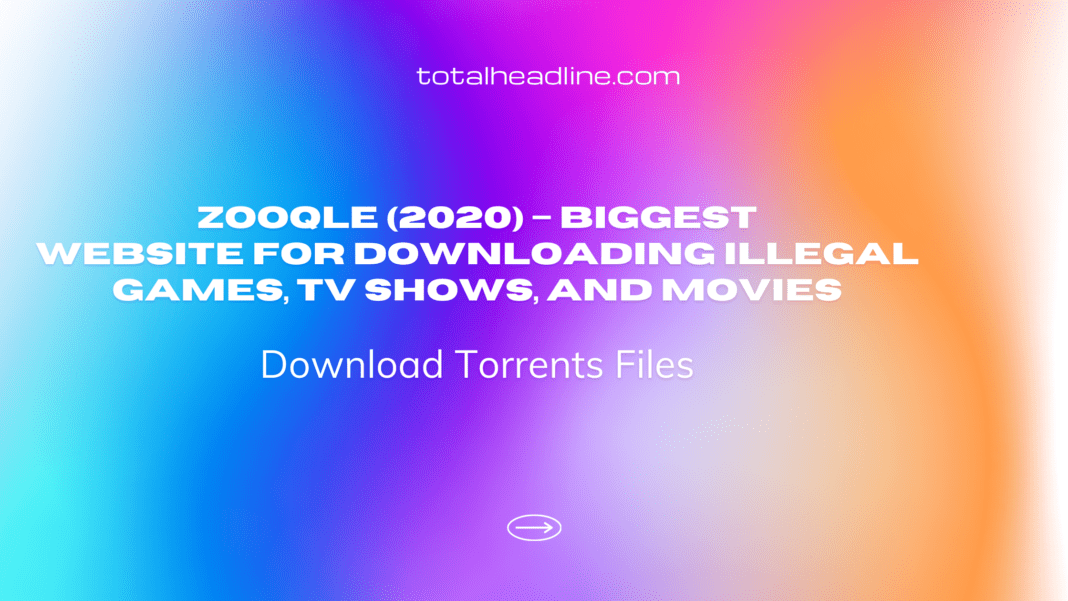 Zooqle (2020