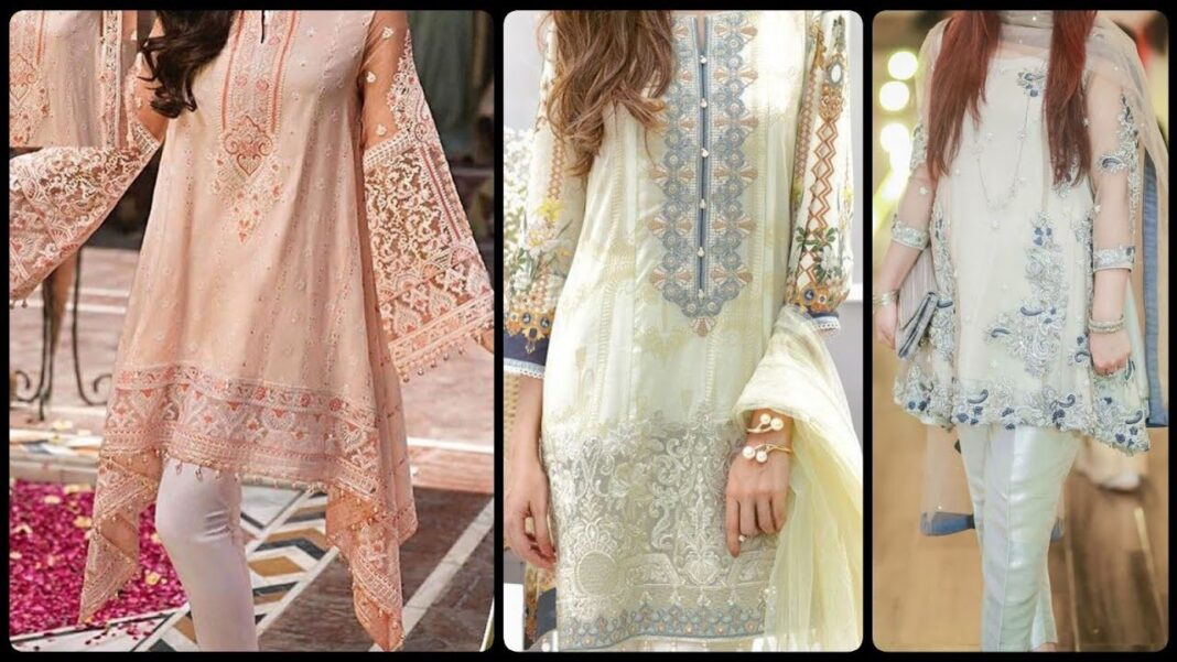 Perfect traditional yet modern eid dresses for women