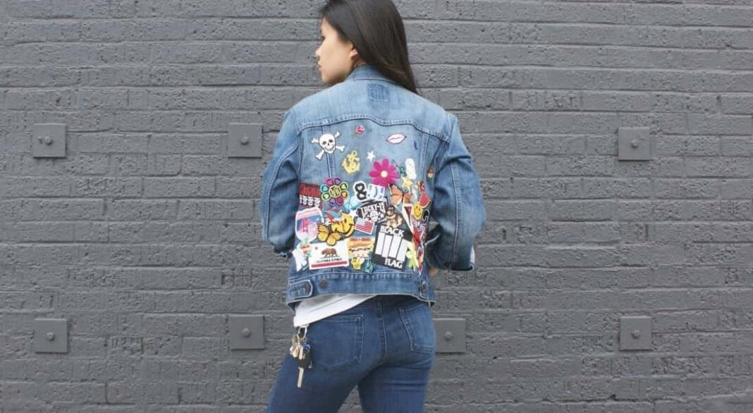 patches to clothes