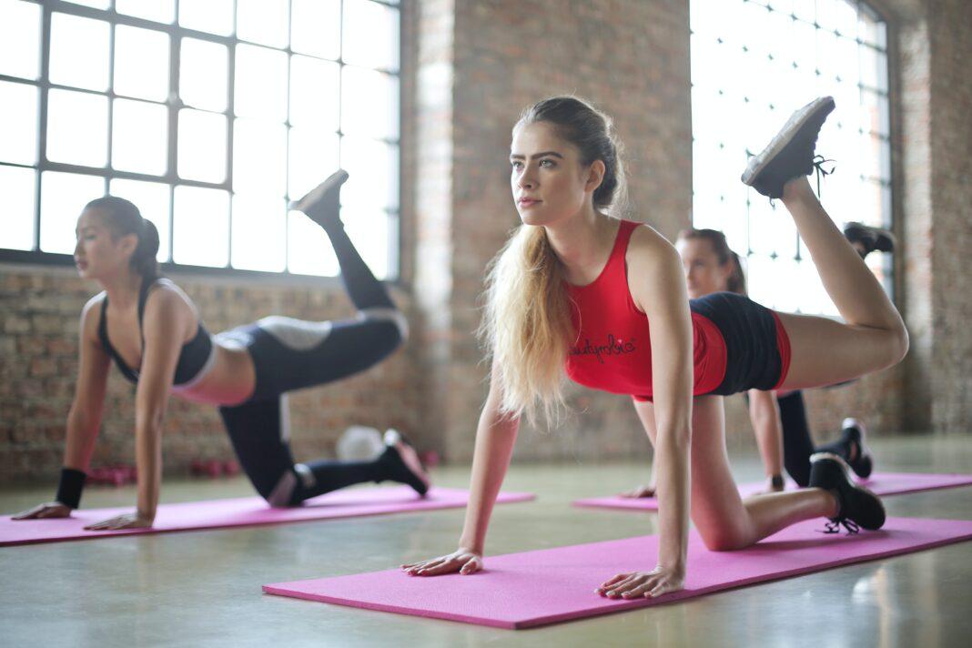 Pilates practitioner
