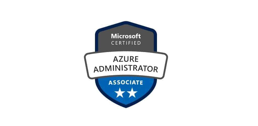 AZ-104 Microsoft Azure Administrator certification