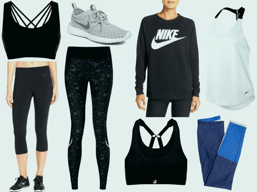 Gym Outfits to Wear