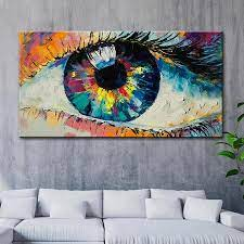 Cool canvas wall art prints can be displayed on a level surface or held firmly in their dividers due to their frameless ness and adaptability.