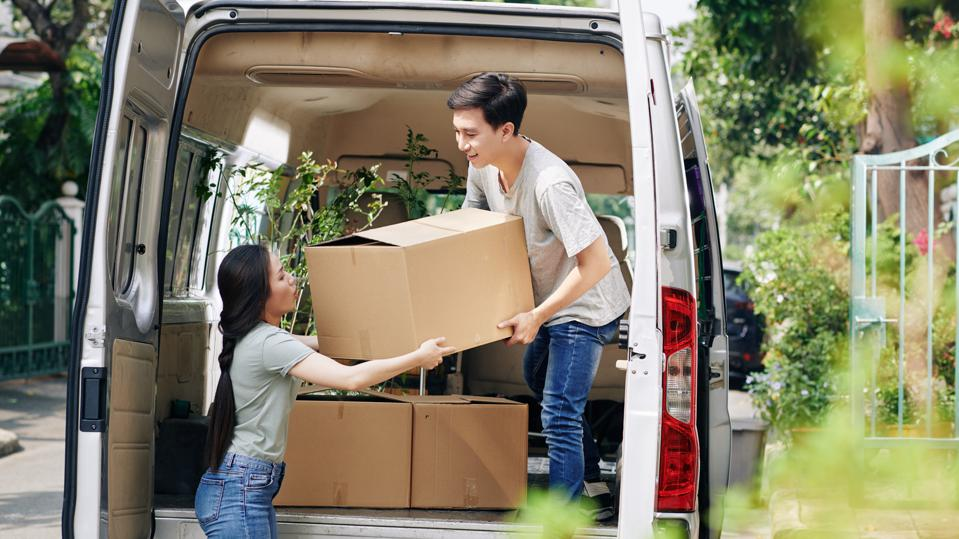 Tips To Save On A Out Of State Move